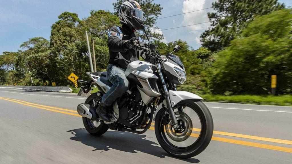 Seguro Fazer 250 da Yamaha