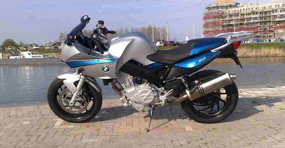 Seguro da Moto BMW F 800 GS