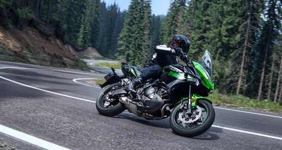 Seguro Kawasaki Versys 650
