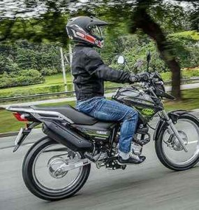 Seguro Yamaha Crosser 150