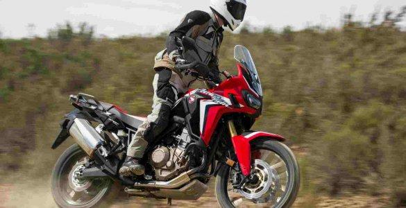 Seguro Honda CRF 1000L Africa Twin