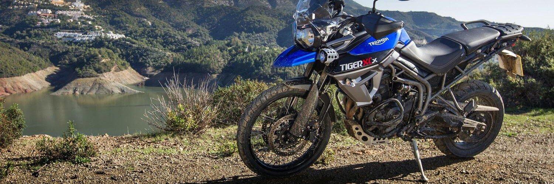 seguro Triumph Tiger 800 2020