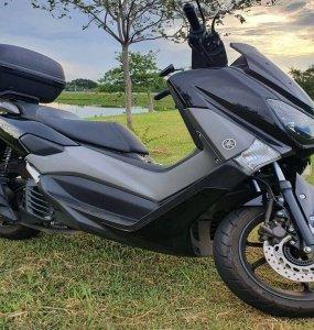 seguro Yamaha NMax 160