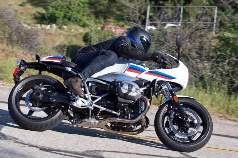 BMW R nove T Scrambler e Racer