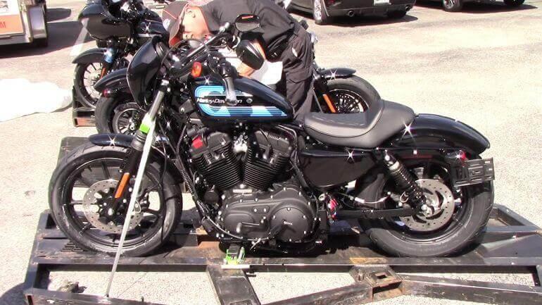Harley-Davidson Iron 1200 2019