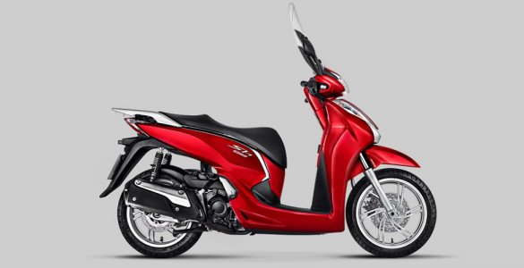 Seguro SH 300i Honda
