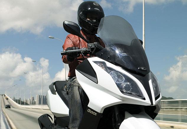 Como Contratar o seguro scooter Kymco Downtown 300i