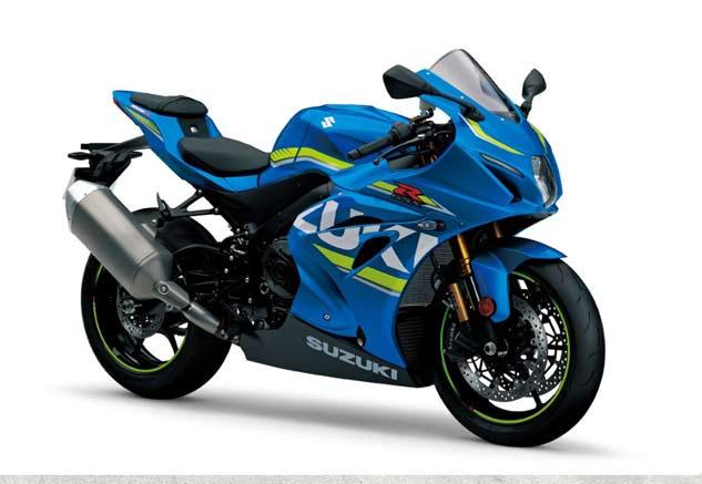 Seguro GSX-R1000 Suzuki